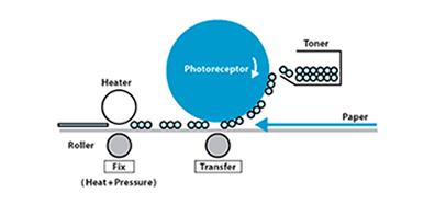 Copier Process